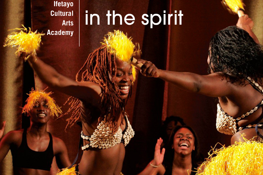 Ifetayo - In the Spirit